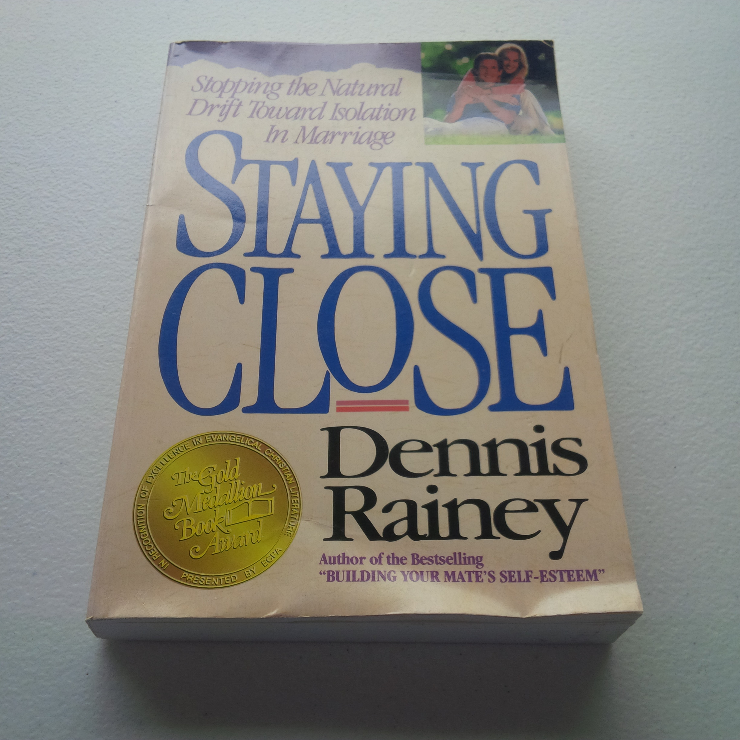 Used  1989 Dennis Rainey 0-8499-3343-9 Staying Close - St...