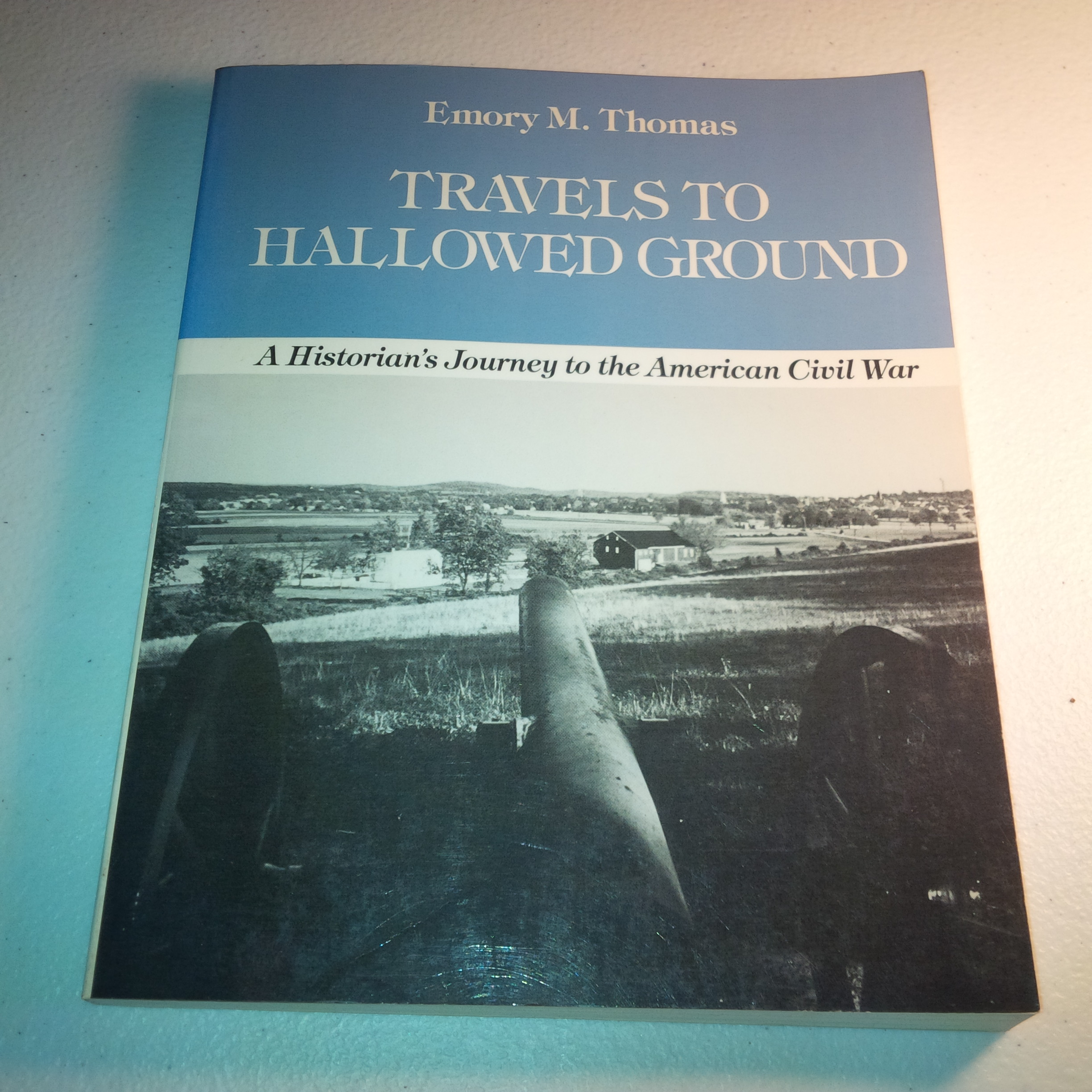 New  1987 Emory M. Thomas 0-87249-498-5 Travels to Hallow...