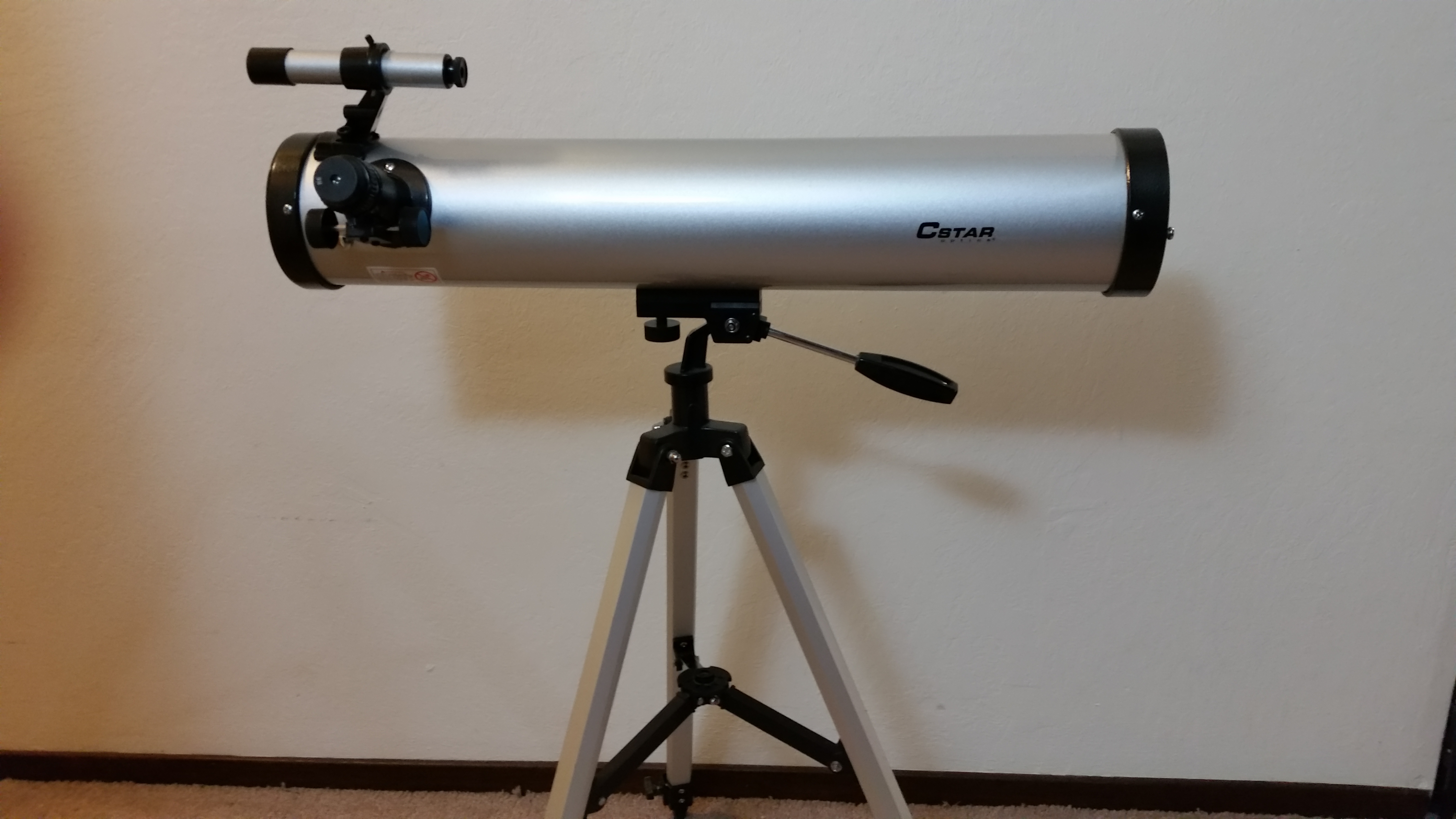 Like New  2014 C-Star 76700 Telescope, Like New Condition...