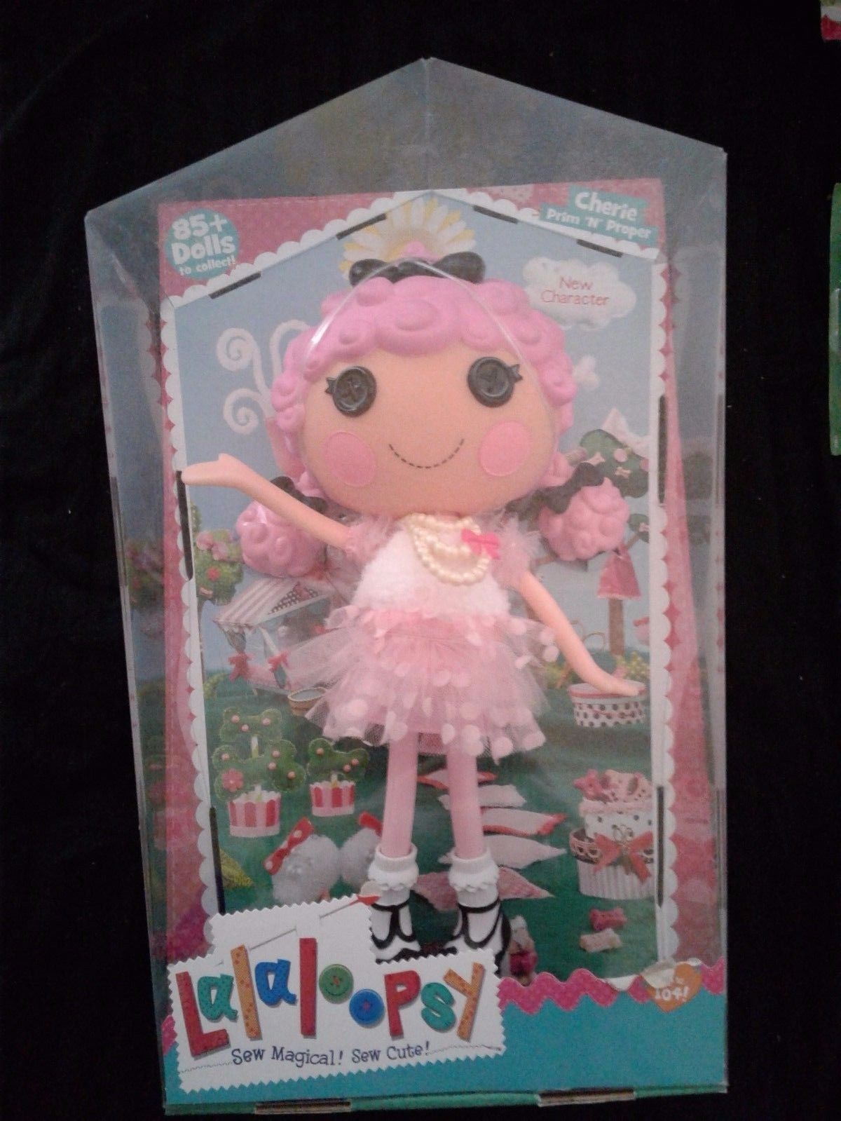 New Womens  Lalaoopsy Cherie Full-Size Doll