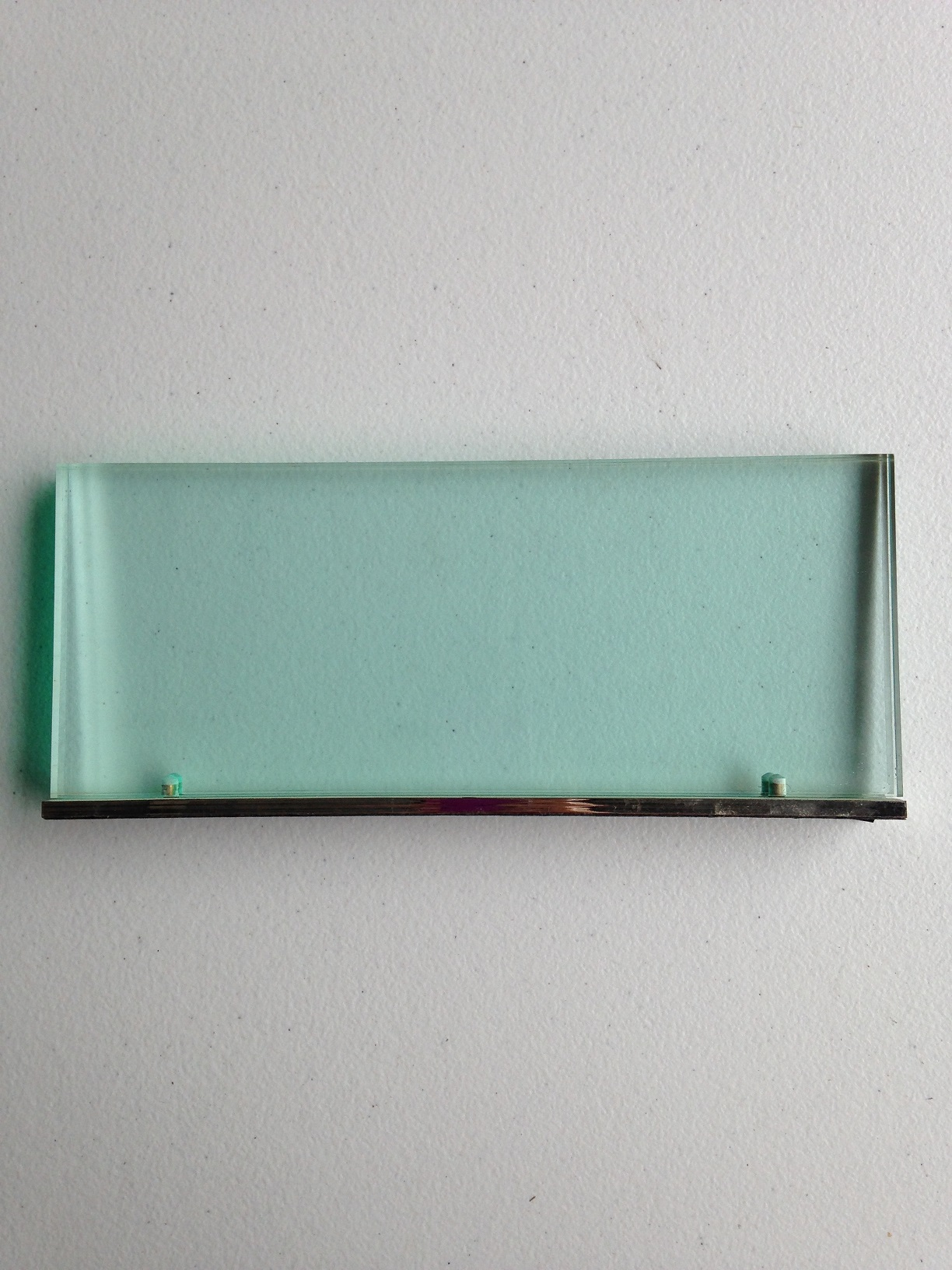 Used     Glass Frame