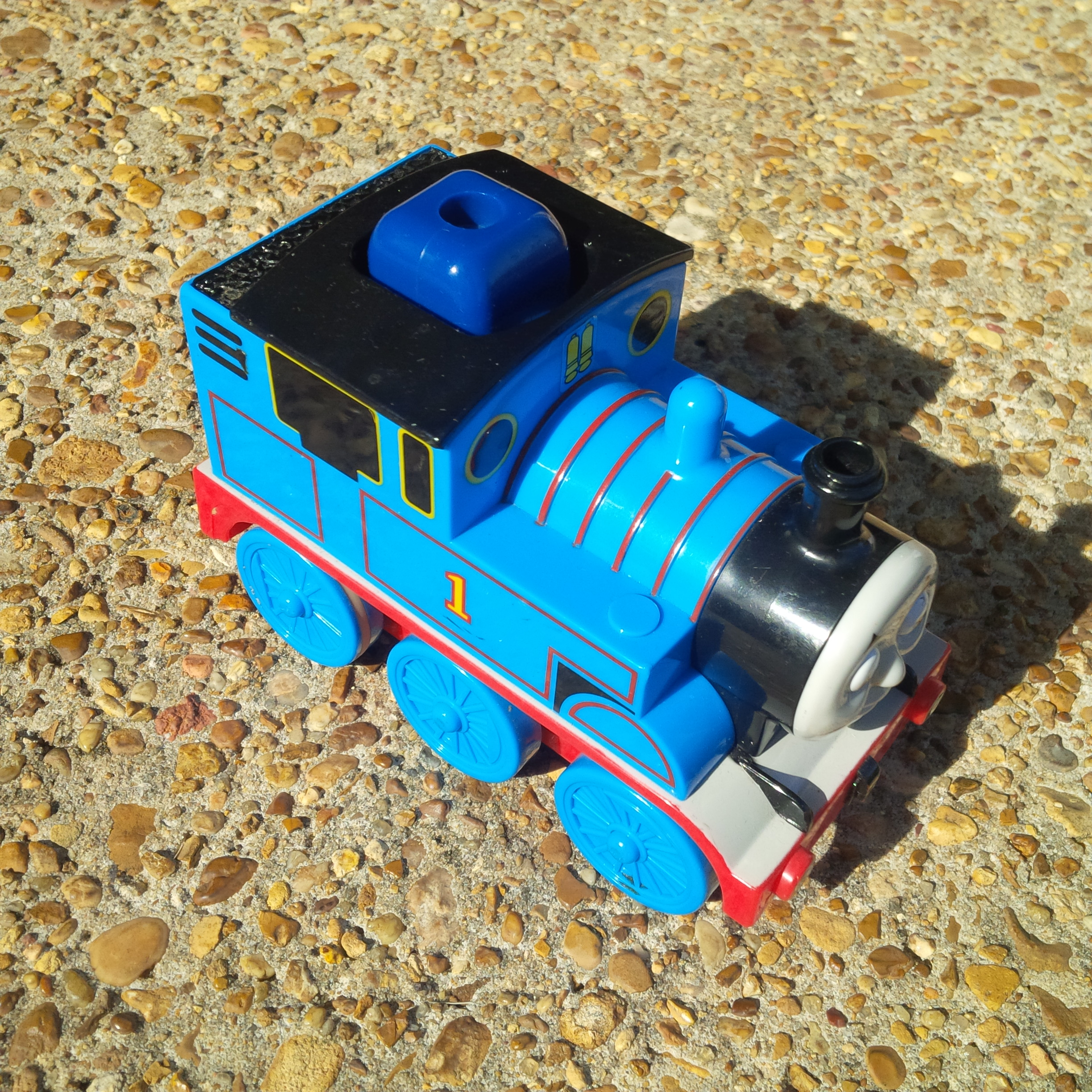 Used  2004 Tomy  Thomas the Train Toy