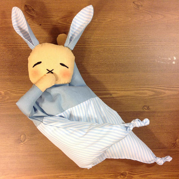 New   NatashaArtDolls Newborn Bunny Handmade Cloth Toy