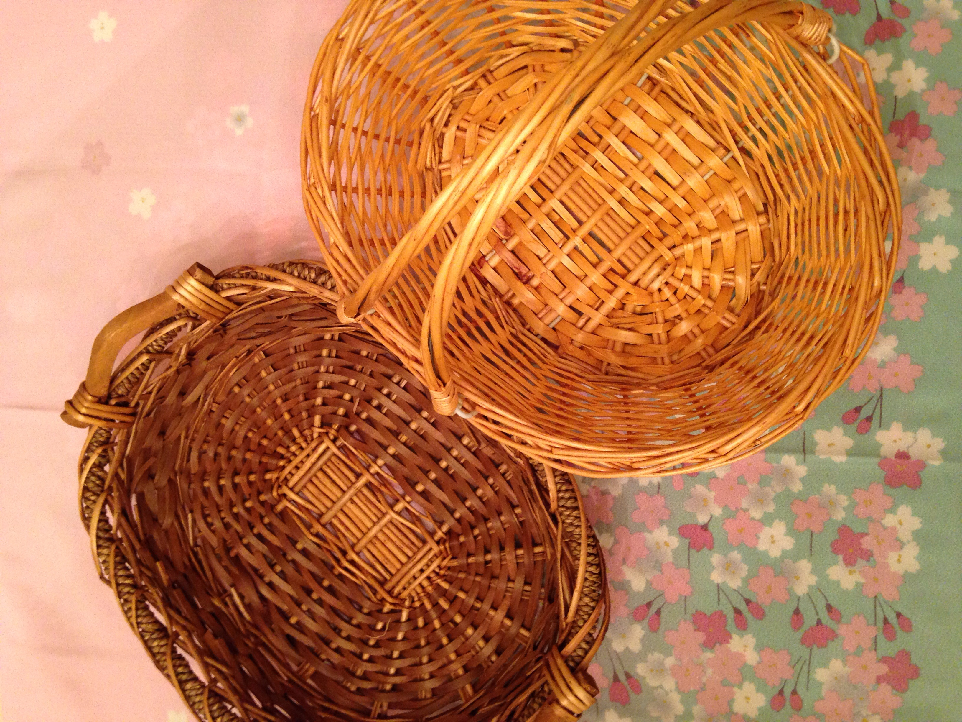 Used     2 Baskets