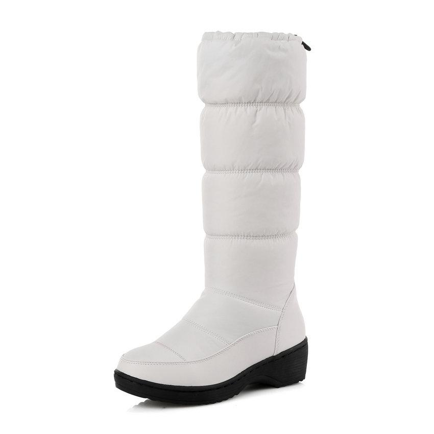 New Womens    Mid-Calf Snow Boots