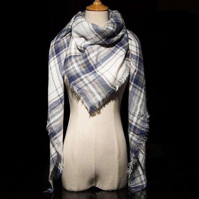 New Womens    Oversized Blanket Scarf
