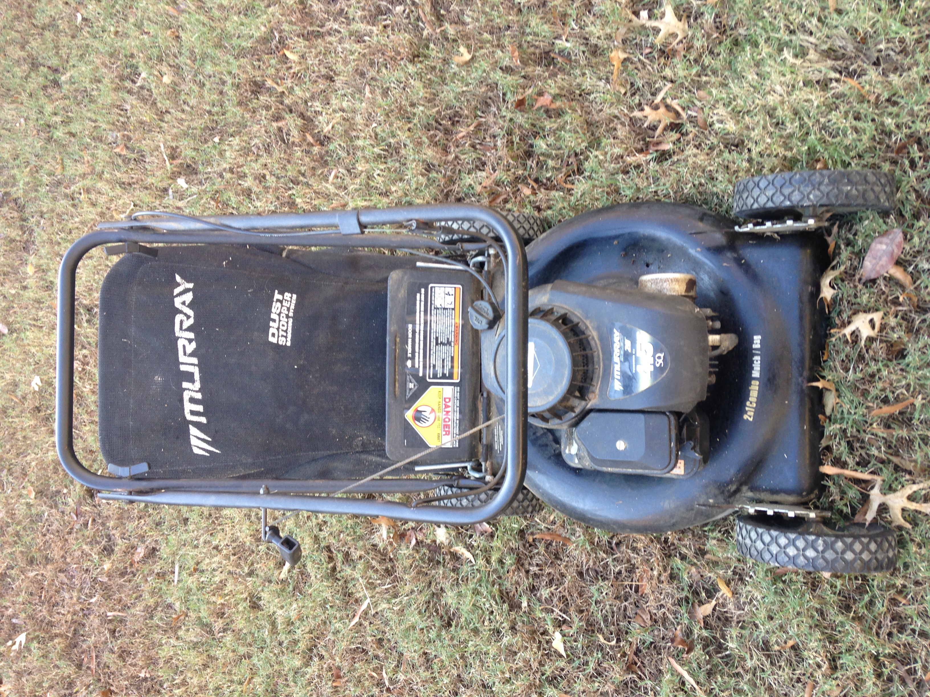 Used  2004 Murray 204210X8C Murray Lawnmower