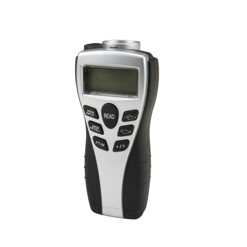 New   Pittsburgh  Ultrasonic Distance Meter with Laser Po...