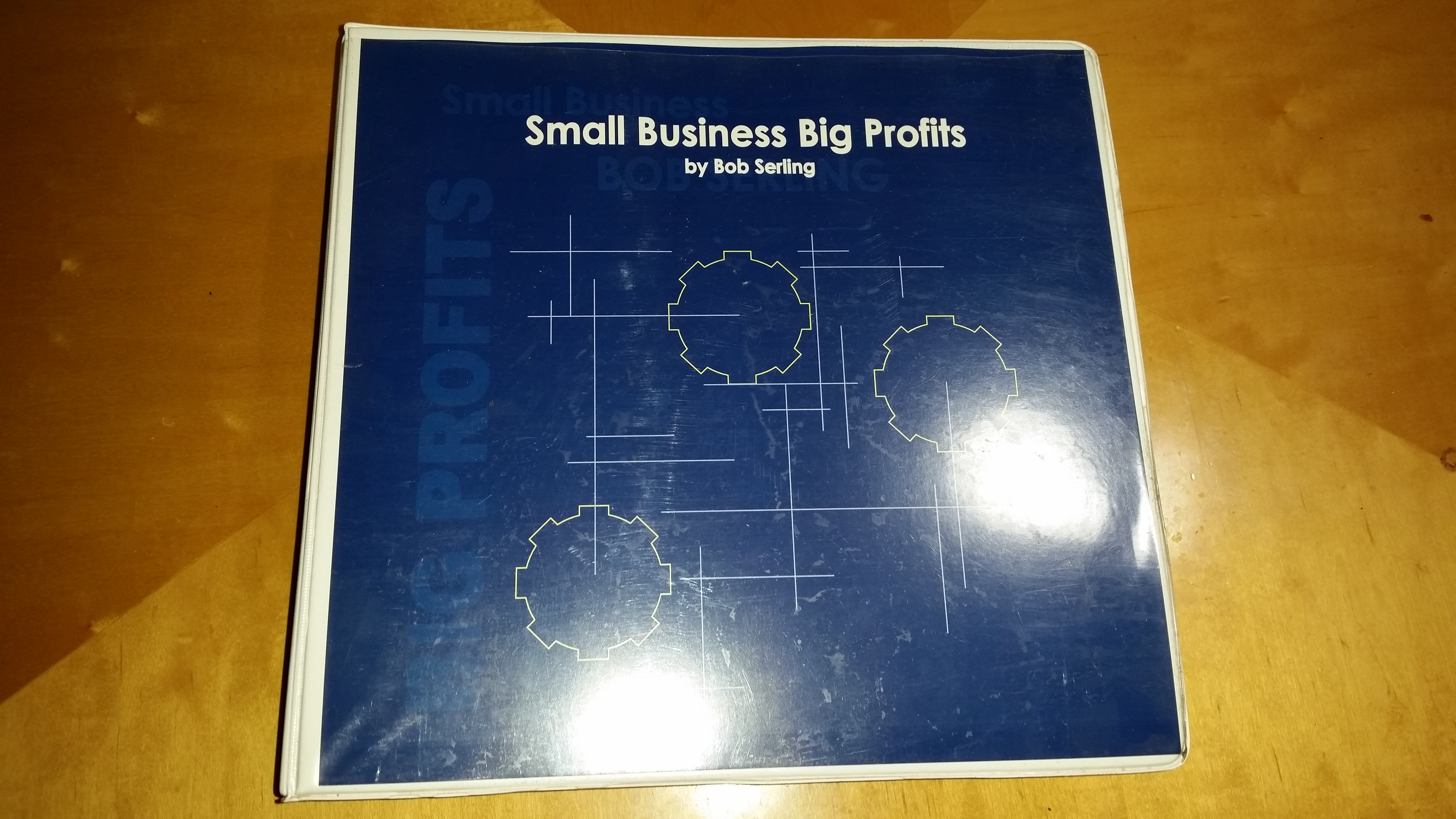 Used     Small Business Big Profits System by Rob Serling