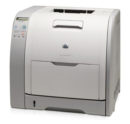 Used  2004 HP LaserJet 3550 Workgroup Laser Printer