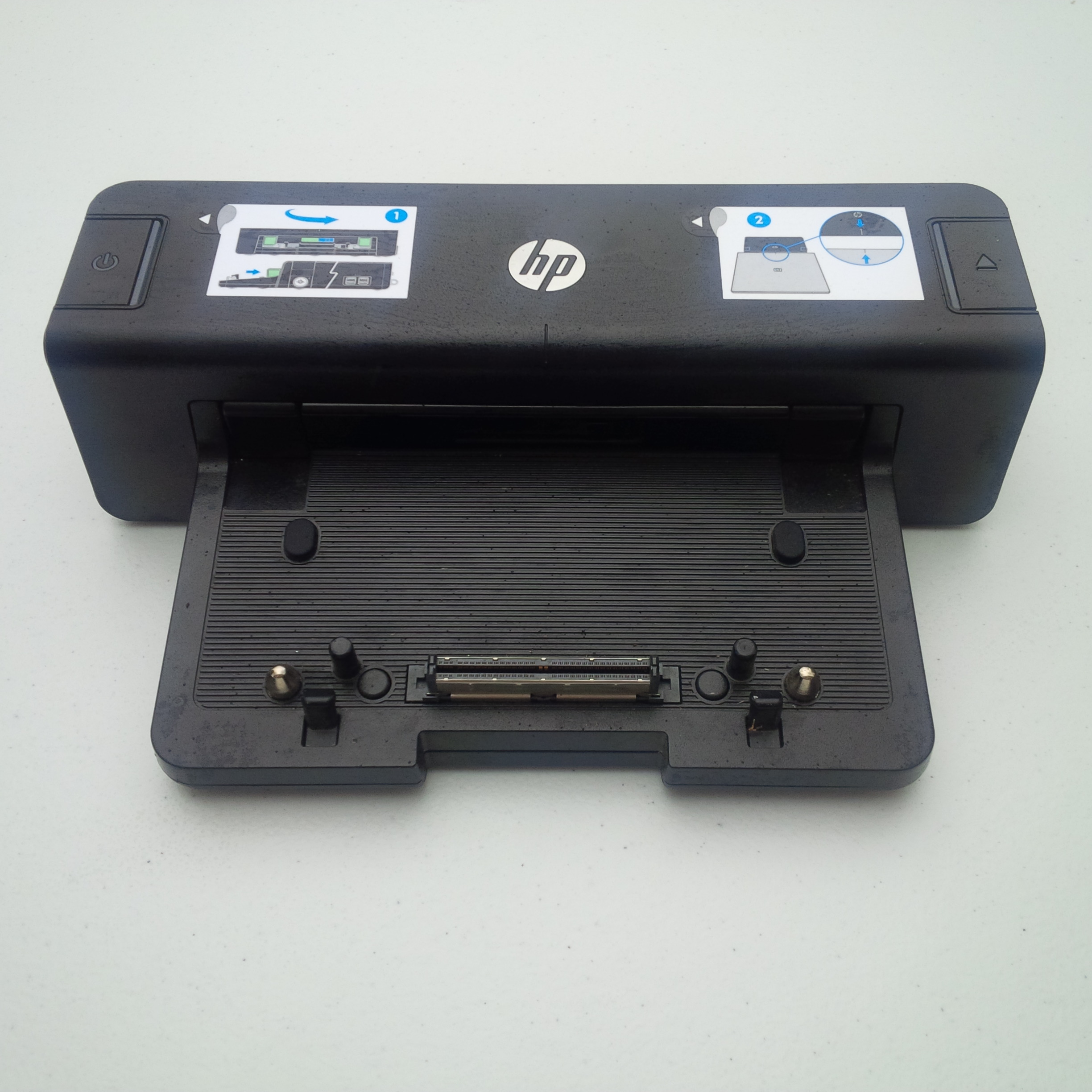 Like New   HP 230W Laptop Docking Station Product A7E34UT...