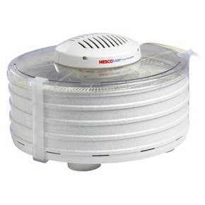 New   Nesco FD-37 Nesco Harvest 400 Food Dehydrator